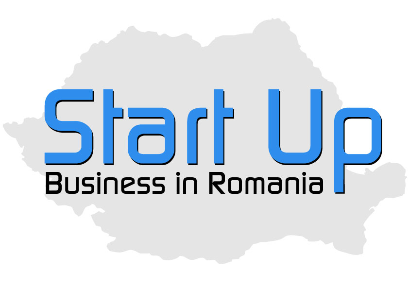 logo Start Up Business in Romania